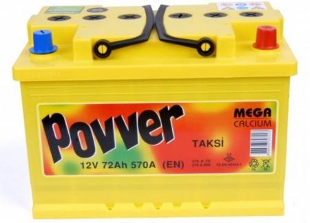 12V 72Ah 570A Mega Calcium